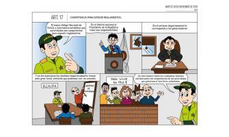 Competencias para expedir reglamentos