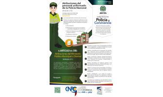 El artículo del día: Atribuciones del Ministerio Público Municipal o Distrital