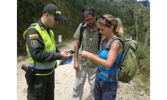 Turismo Ecologico-Policía Nacional