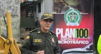 'Plan 100 contra el microtráfico'