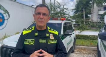 General Jorge Luis Vargas Valencia - Declaraciones