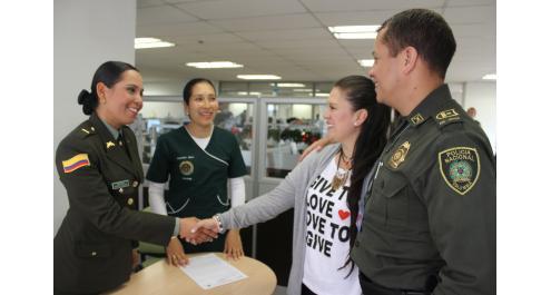 Centros de conciliaci n polic a nacional - Oficina policia nacional ...