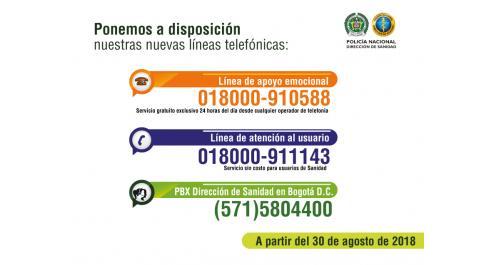 22+ Chat Citas Medicas Policia Nacional Wallpapers