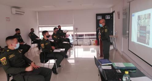 """Escuela Antidrogas """"Mayor Wilson Quintero Martínez"""""""