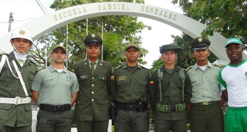 Misión Escuela de Policia Gabriel Gonzalez