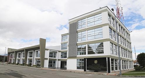 """Escuela de Tecnologías de la Información y las Comunicaciones """"Teniente Coronel Jorge Luis Mauledoux Barón"""" - ESTIC"""