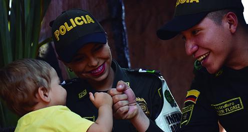 Misión Policía de Infancia y Adolescencia