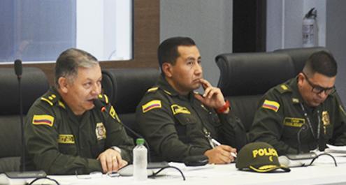 misión secretaría general Policía