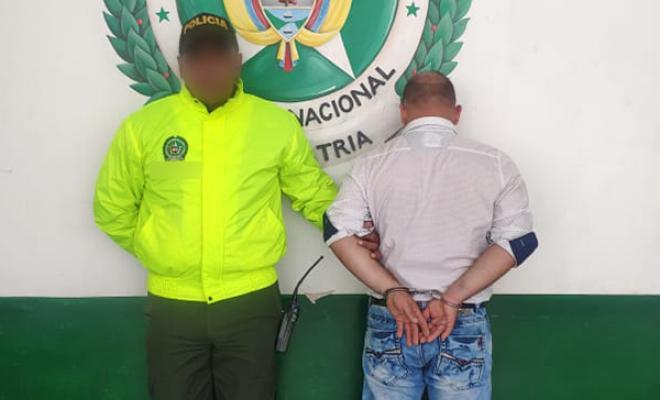 Capturado en Medellín por acceso carnal abusivo agravado con menor de 14 años