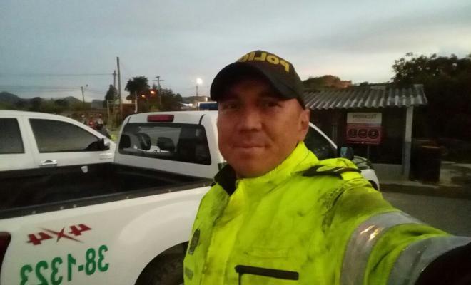 intendente Willintong Rodríguez Da Silva-policia-rescató-tecnico-chapecoense-tragedia