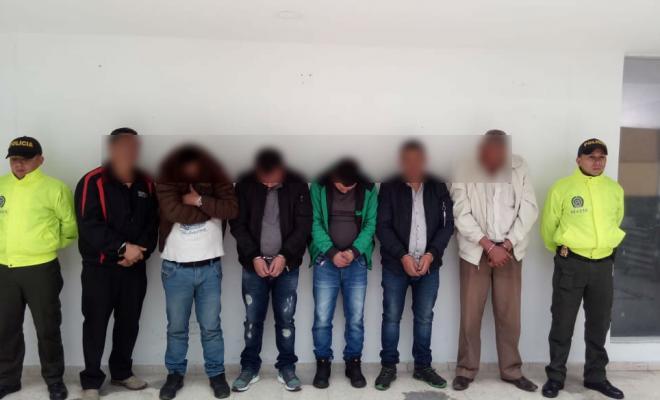 Capturamos-siete-personas-por-tráfico-de-heroína