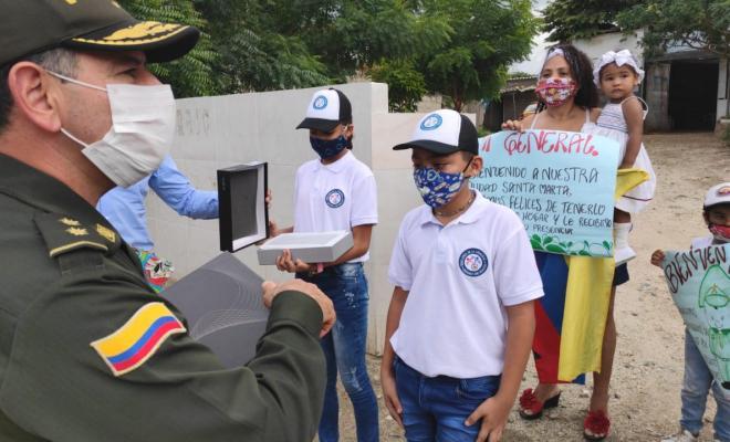 Semilleros de la legalidad Santa Marta