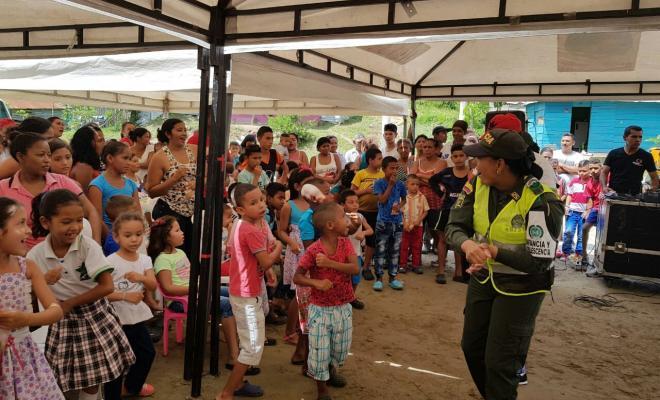 Con actividades pedagógicas celebramos el día internacional en contra del trabajo infantil