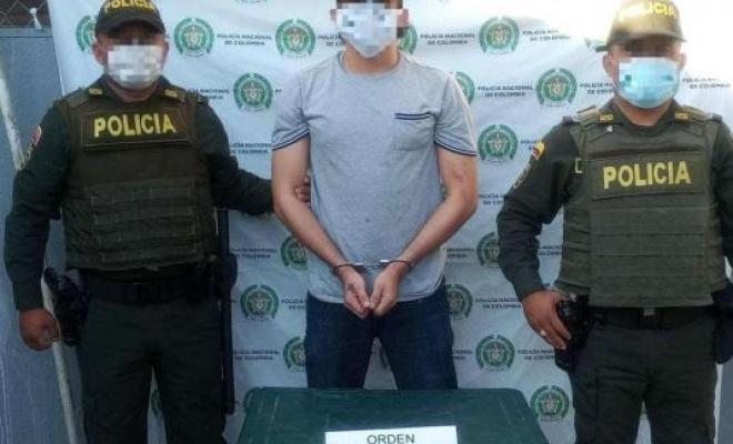 Capturado como presunto responsable de homicidio
