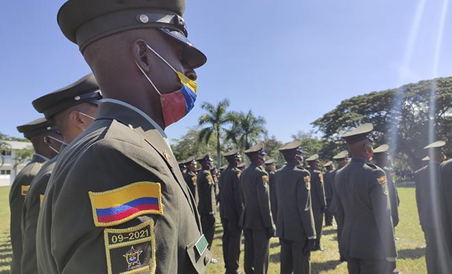 Felicitaciones señores patrulleros