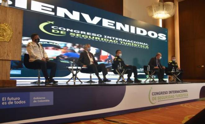 Bienvenida Congreso Internacional de Seguridad Turística