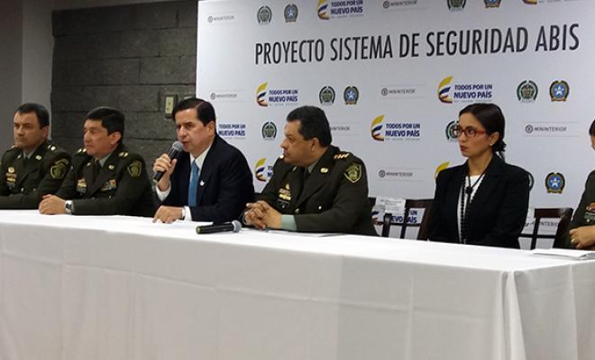 Con el sistema abis a la vanguardia en la lucha contra el for Ministerio interior y policia