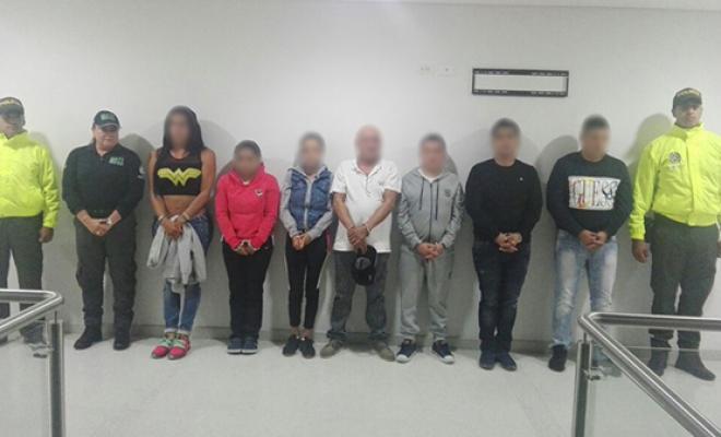 Desarticulada red señalada de engañar mujeres colombianas para explotarlas sexualmente en China