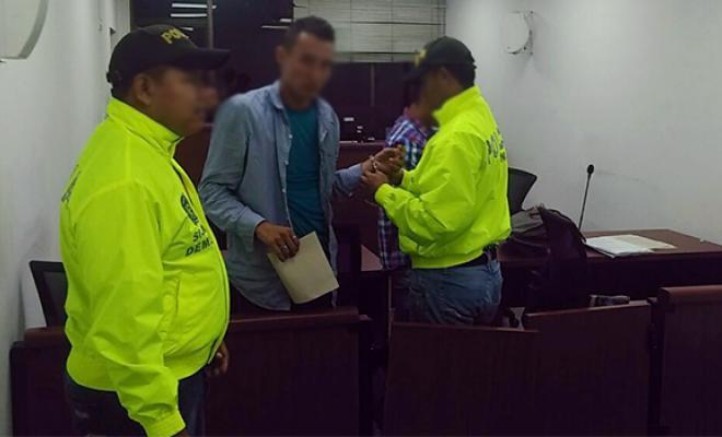 La polic a nacional frustr robo a un hotel en el meta for Interior y policia porte y tenencia