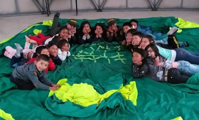 Actividad comunitaria municipio de Tuquerres