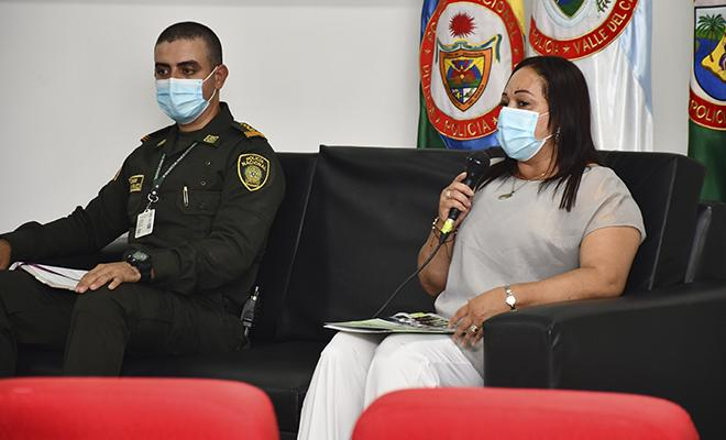 Desde la escuela de policía Simón Bolívar innovamos en la educación policial