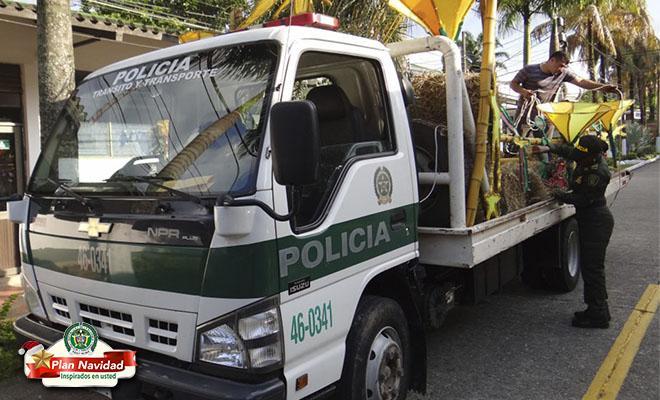 Con-'pesebre móvil'-la Policía Nacional-llegará-a-nueve municipios-del-Meta