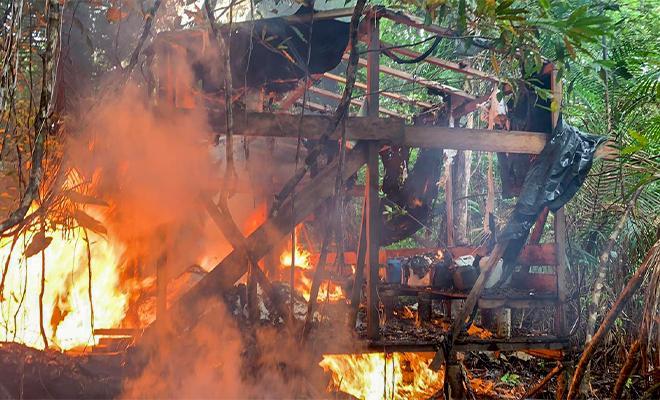Contundente golpe a las finanzas del Grupo Armado Organizado Residual 'Alfonso Cano'