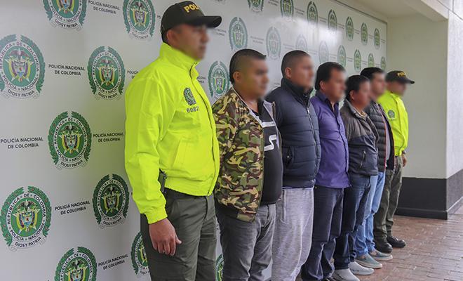 Contundente golpe al narcotráfico en el pacífico colombiano