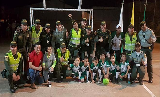 Cumplimos el sueño de nuestros niños en el Guaviare