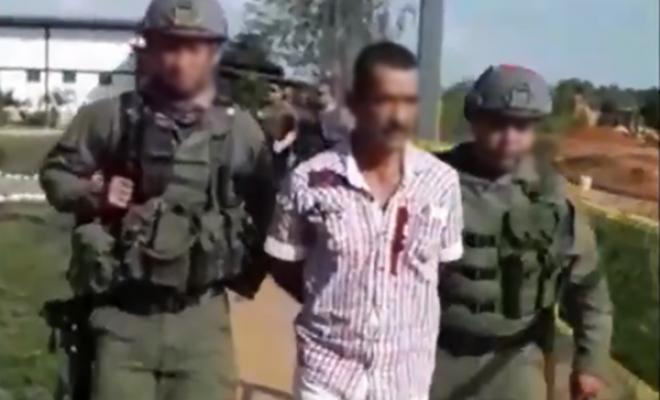 policia-captura-pedro-guerra-clan-del-golfo-taraza-antioquia