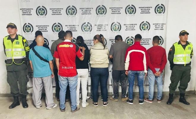 Catorce Ciudadanos Extranjeros Fueron Conducidos A Migración