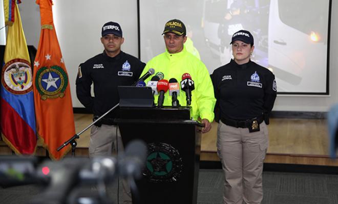 Fueron ubicados y retenidos en Cartagena de indias dos presuntos homicidas pedidos en extradición por Perú y Venezuela