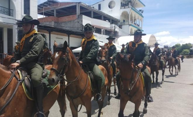 """Lanzamiento de la Misión Carabinera 4.0 ,""""construyendo seguridad en el Tolima"""""""