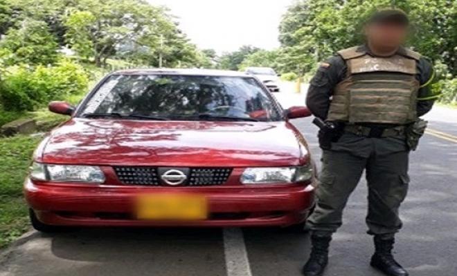 En los procedimientos policiales fueron recuperados e inmovilizados seis automotores por valor de $30'300.000