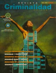 Revista Criminalidad 49