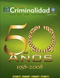 Revista Criminalidad 50-1