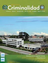 Revista Criminalidad 50-2