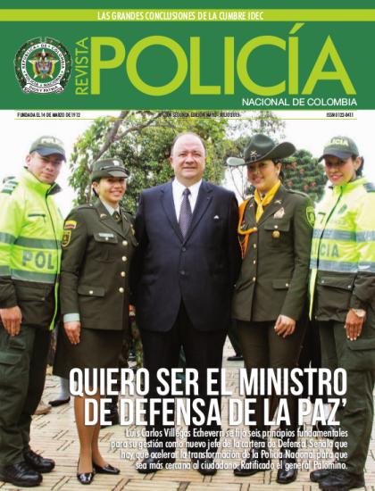 Revista de la polic a nacional quiero ser el ministro de for Ministro de la policia nacional