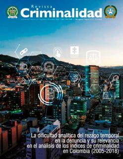 Revista Criminalidad Volumen 62 No. 3