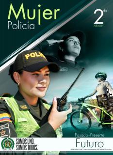 Libro mujer Policía Segunda Edición