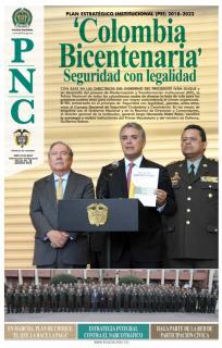 Periódico PNC Edición 30 - 'Colombia Bicentenaria' Seguridad con legalidad